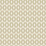 Golden seamless pattern. Art deco style design. Elegant vector golden mesh seamless pattern. Subtle geometric ornament texture with thin curved lines, delicate Stock Photos
