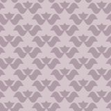 Vector ornament pattern with flower shapes, lilies. Pale purple colors. Elegant vector ornament pattern with flower shapes, lilies. Abstract texture in neutral Stock Images