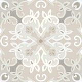 Elegant vector seamless ethnic pattern Royalty Free Stock Photo