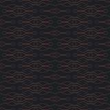 Elegant vector seamless pattern. Royalty Free Stock Photo