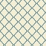 Elegant vector seamless pattern Royalty Free Stock Photo