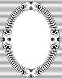 Elegant vectorframe Royalty-vrije Stock Afbeelding