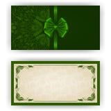 Elegant vectormalplaatje voor luxeuitnodiging, Stock Foto's
