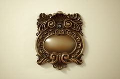 Elegant Victorian Peep Hole Royalty Free Stock Photography