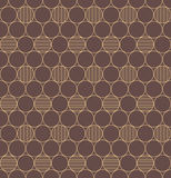 Gold seamless pattern. Stock Photos