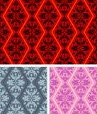 Elegant Vintage Pattern Stock Images