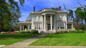 Elegant würdevolles Haus stockbilder