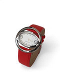 Elegant watch. Elegant female watch close up Royalty Free Stock Photography