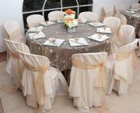 Elegant wedding Stock Photo