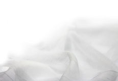 Elegant white cloth Royalty Free Stock Photos