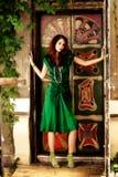 Elegant woman Royalty Free Stock Images