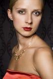 Elegant woman Royalty Free Stock Photo