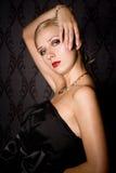 Elegant woman Stock Photography