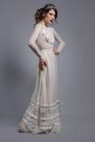 Elegant woman indoors Stock Image