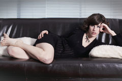 Elegant women Stock Photography