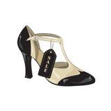 Elegant women's shoes on the box. Stock Image