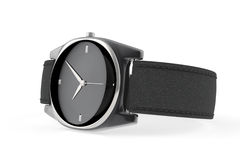 Elegant wristwatch Stock Photos