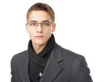 Elegant young man Stock Photography