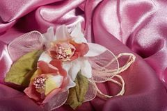 Eleganta bröllopfavörer Fotografering för Bildbyråer