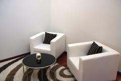 eleganta sofas Royaltyfri Foto