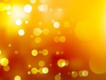 Elegante abstracte achtergrond met bokeh Eps 10 Stock Foto's