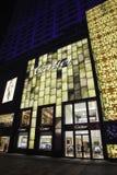 Elegante afzet Cartier in Dalian, China Royalty-vrije Stock Afbeelding