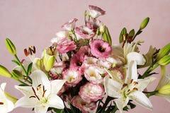 Elegante Blumenzusammensetzung Stockbild