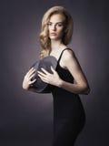 Elegante Dame Stock Foto's