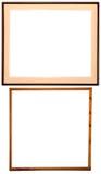 Elegante frames + Wegen 2 royalty-vrije stock fotografie