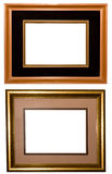 Elegante frames + Wegen 3 stock fotografie