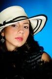 Elegante Frau lizenzfreie stockfotos