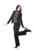 Elegante Geschäftsfrau Stockfotos