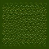 Elegante grüne Hintergrundbeschaffenheit stock abbildung