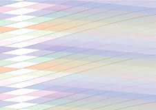 Elegante Hintergrundauslegung der Streifen Stockfotografie