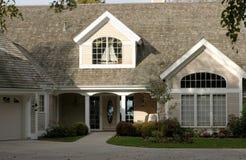 Elegante huisingang Stock Fotografie