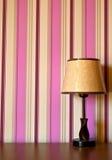 Elegante lamp Stock Foto's