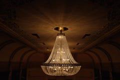 Elegante Leuchter stockfotografie