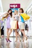 Elegante meisjes Royalty-vrije Stock Foto