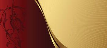 Elegante ontwerpachtergrond Royalty-vrije Stock Afbeeldingen