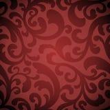 Elegante Organische Naadloze Achtergrond Royalty-vrije Stock Afbeelding