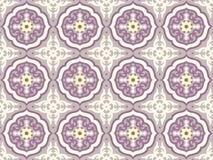 Elegante Retro- Muster Lizenzfreies Stockbild