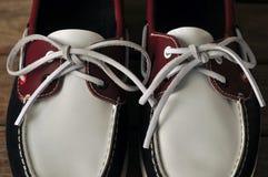 Elegante schoenen royalty-vrije stock foto's