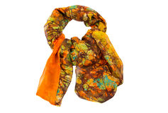 Elegante sjaal Stock Foto's