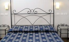Elegante Slaapkamer Royalty-vrije Stock Fotografie