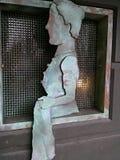 Elegante Umhüllungs-Dame Stockbilder