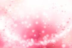 Elegante valentijnskaartenachtergrond Stock Afbeeldingen