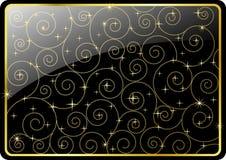 Elegante vectorachtergrond Stock Afbeelding