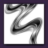 Elegante vectorachtergrond voor ontwerp Stock Afbeelding
