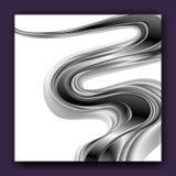 Elegante vectorachtergrond voor ontwerp Stock Foto