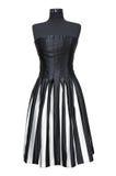 Elegante vrouwelijke kleding stock afbeelding